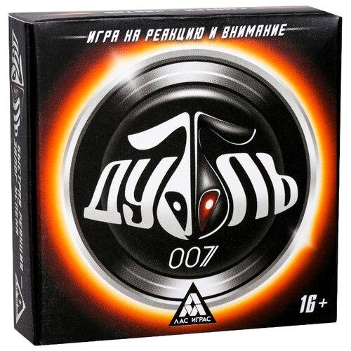 Купить Настольная игра Лас Играс Дуббль 007, Настольные игры
