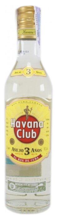 Ром Havana Club Anejo 3 года 0.5 л