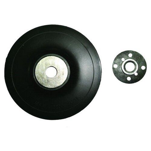 Тарелка для УШМ на липучке SKRAB 35704 125 мм 1 шт тарелка для ушм практика 038 524 125 мм 1 шт