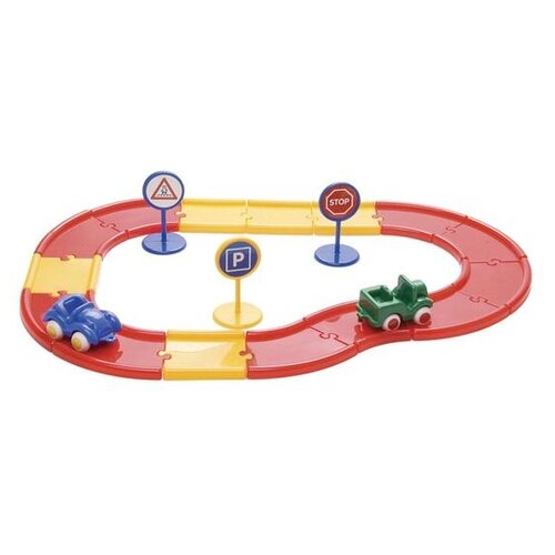 Трек Viking Toys City Дорога 20 элементов 5181309