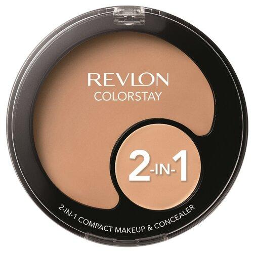 Revlon Тональный крем Colorstay 2в1, 11 г, оттенок: №220 of revlon revlon colorstay moisture stain