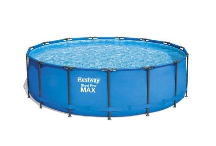 Стоит ли покупать Бассейн Bestway Steel Pro MAX 56438? Сравнить цены на Яндекс.Маркете