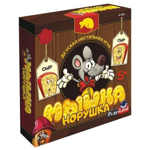 Купить Настольная игра Play Land Мышка норушка A-830, Настольные игры