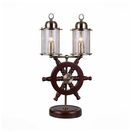 цена на Настольная лампа ST Luce Volantino SL150.304.02, 80 Вт