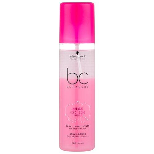 цена на BC Bonacure Color Freeze pH 4.5 Спрей-кондиционер для окрашенных волос, 200 мл