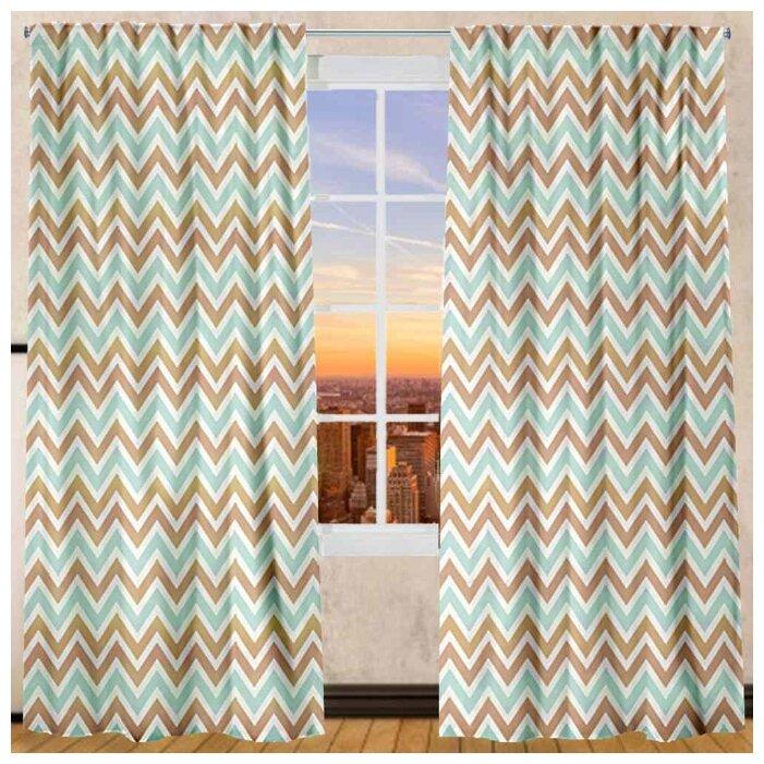 Купить Классические шторы Indiana по низкой цене с доставкой из Яндекс.Маркета