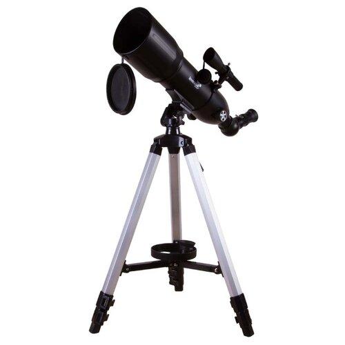 Фото - Телескоп LEVENHUK Skyline Travel 80 черный телескоп