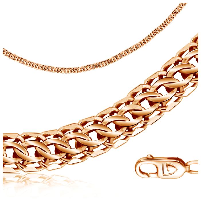 Бронницкий Ювелир Цепь из красного золота 120503221