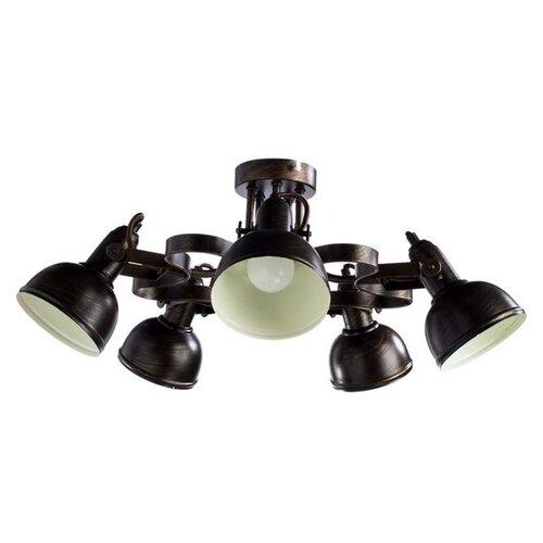 Люстра Arte Lamp Martin A5216PL-5BR, E14, 200 Вт потолочная люстра dio d arte cremono e 1 2 24 200 n
