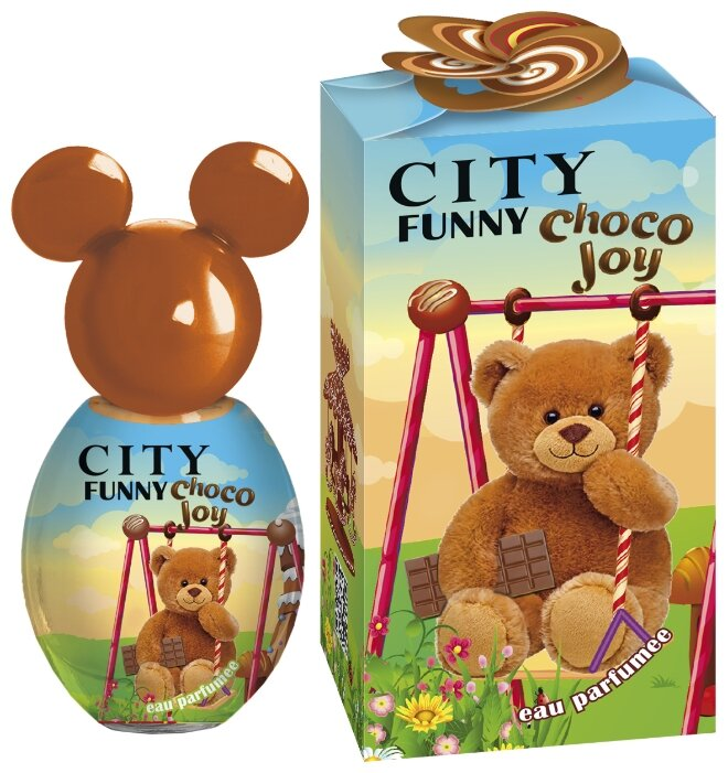 Духи CITY Parfum Funny Choco Joy