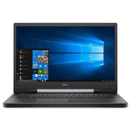 Ноутбук DELL G5 15 5590 (Intel Core i7 9750H 2600MHz/15.6/1920x1080/16GB/256GB SSD/1000GB HDD/DVD нет/NVIDIA GeForce GTX 1660 Ti 6GB/Wi-Fi/Bluetooth/Windows 10 Home) G515-9333 белый ноутбук dell 15 r3 intel core i7 7700hq 2800 mhz 15 6 1920x1080 8gb 1128gb hdd ssd dvd нет nvidia geforce gtx 1060 wi fi bluetooth windows 10 home