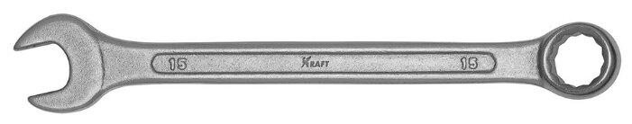 KRAFT ключ комбинированный КТ 700720