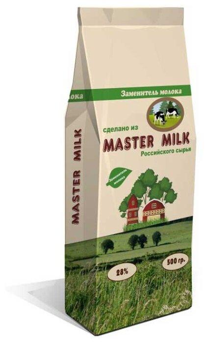 Master Milk Заменитель сухого молока 28%