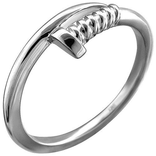Эстет Кольцо из серебра 01К0513069, размер 16