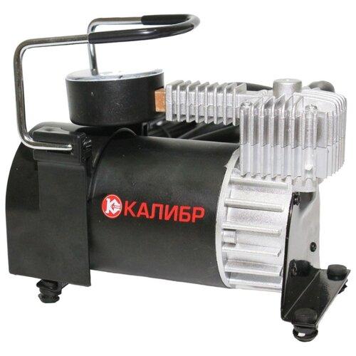 Автомобильный компрессор КАЛИБР AK40-R15 черный