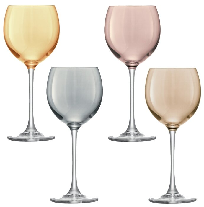 LSA Набор бокалов Polka wine glass PZ03/PZ09