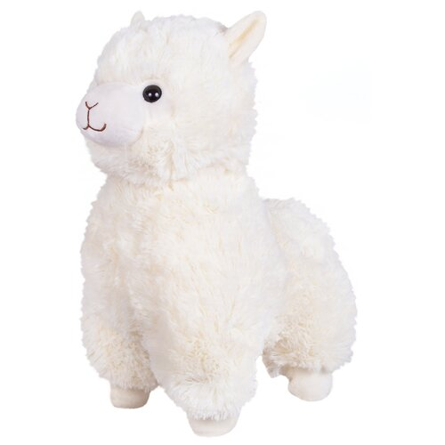 Мягкая игрушка Fancy Гламурная Альпака белая 31 см мягкая игрушка fancy гламурная альпака белая 31 см