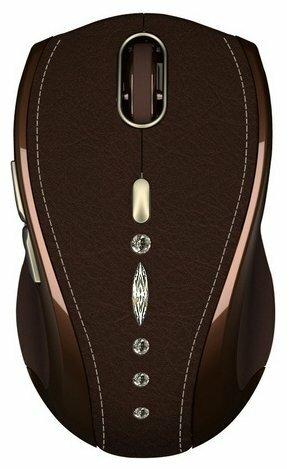 Мышь GIGABYTE GM-M7800S Brown USB