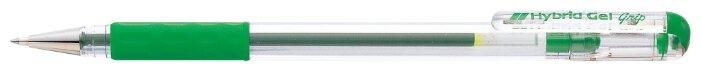 Pentel ручка гелевая Hybrid gel Grip 0.6 мм
