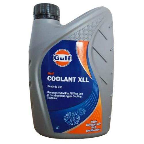 цена на Антифриз Gulf Coolant XLL 1 л