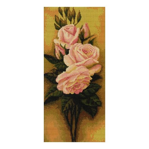 Набор для вышивания , Розы, Luca-S