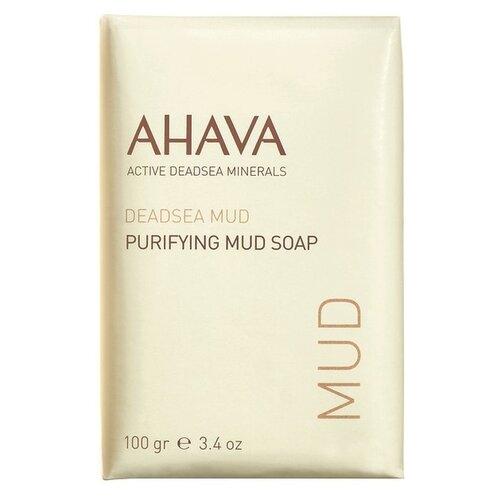 Мыло кусковое AHAVA Deadsea Mud, 100 г