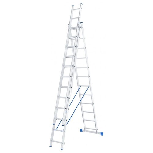 Лестница трансформер 3-секционная Сибртех 97822