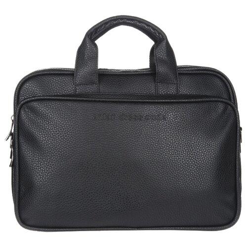 Сумка Antan 8-48 В, искусственная кожа, черный сумки magnolia сумка женская a761 7363 лак искусственная кожа page 8