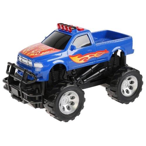 Купить Монстр-трак ТЕХНОПАРК C405-R 17 см синий, Машинки и техника