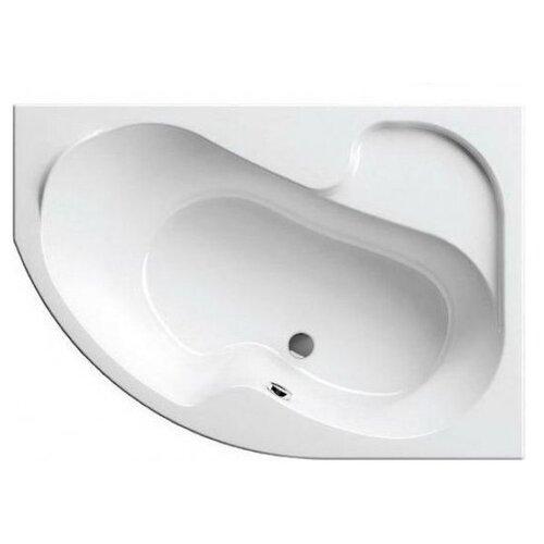 Ванна RAVAK Rosa I 160x105 без гидромассажа акрил угловая правосторонняя ванна отдельностоящая ravak rosa 95 150x95 без гидромассажа акрил угловая правосторонняя