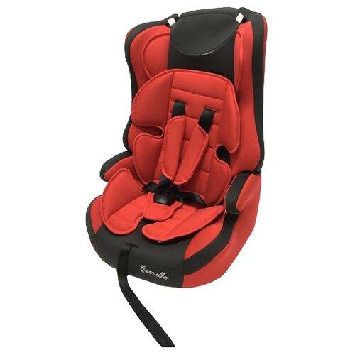 Купить Автокресло группа 1/2/3 (9-36 кг) Carmella 513 RF, red/grey, Автокресла