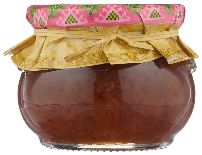 Варенье Ecofood из лепестков розы, банка 450 г