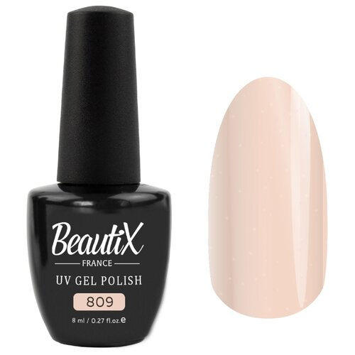Фото - Гель-лак для ногтей Beautix UV Gel Polish, 8 мл, 809 гель лак для ногтей claresa gel polish 5 мл оттенок purple 610