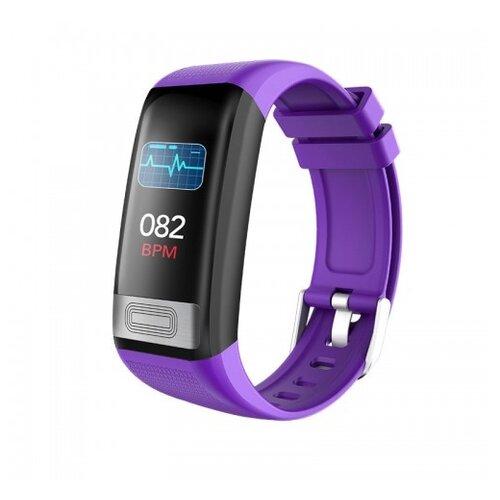 Умный браслет HerzBand Active ECG 2 фиолетовый nowley 8 5360 0 2