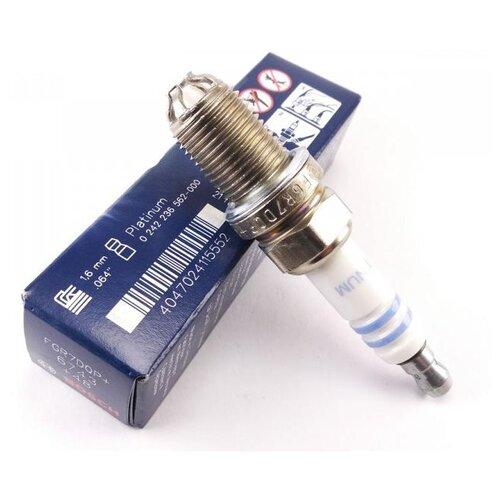 Свеча зажигания Bosch FGR7DQP (0242236562) 1 шт.