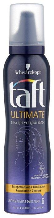 Taft Ultimate пена Экстремальная фиксация