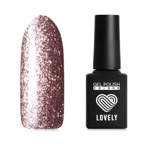 Гель-лак для ногтей Lovely Nails Classic с блестками, 12 мл, №114 гель лак для ногтей lovely nails classic с блестками 12 мл 117