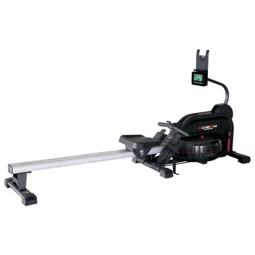 Фото - Гребной тренажер UltraGym UG-RW002 черный гребной тренажер sole sr500