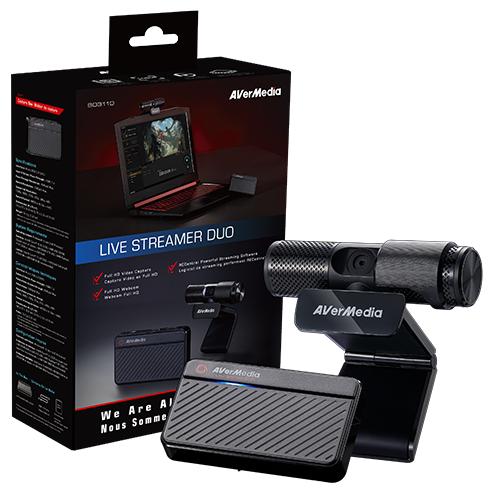 AVerMedia Technologies AVerMedia Live Streamer Duo 311D