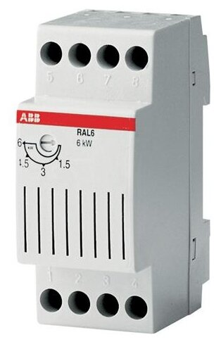 Электронное реле защиты от перегрузки ABB 2CSM121200R1301