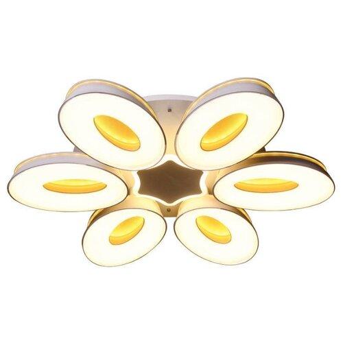 Светильник светодиодный Ambrella light FG1022/6+1 WH 144W+80W D1000, LED, 224 Вт