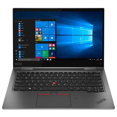 Ноутбук Lenovo ThinkPad X1 Yoga (4th Gen) (20QF0022RT), Iron Grey ноутбук
