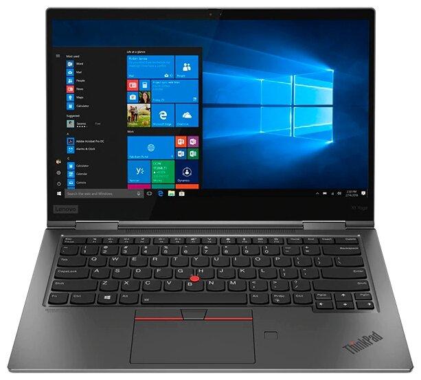 Ноутбук Lenovo ThinkPad X1 Yoga (4th Gen)
