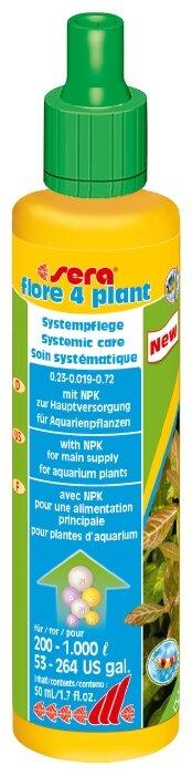 Sera Flore 4 Plant удобрение для растений