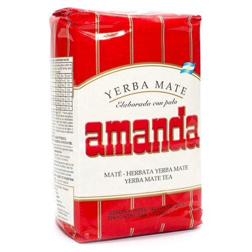 Чай травяной Amanda Yerba mate Tradicional , 250 г чай травяной amanda yerba mate naranja 500 г
