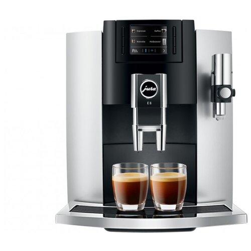 Кофемашина Jura E8 Platin platinum кофемашина jura e6 platin 15058