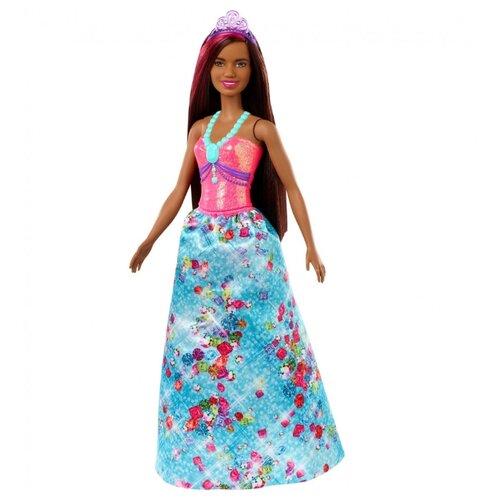 Фото - Кукла Barbie Dreamtopia Принцесса 3 GJK15 кукла barbie dreamtopia