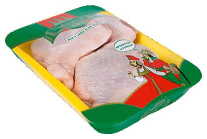 КУРИНОЕ ЦАРСТВО Бедро цыпленка-бройлера Особое охлажденное