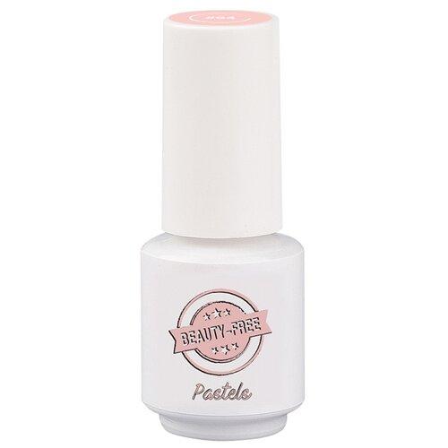Гель-лак для ногтей Beauty-Free Pastels, 4 мл, клубничный зефир  - Купить