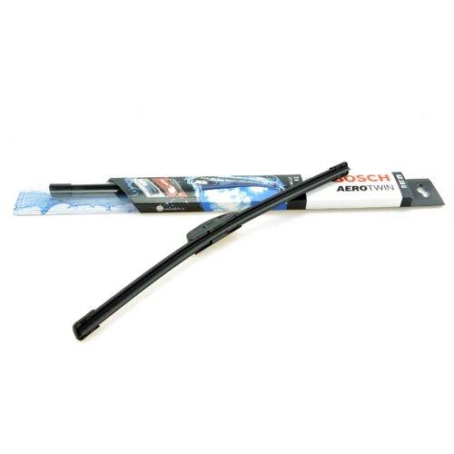 Щетка стеклоочистителя бескаркасная Bosch Aerotwin AR18U 450 мм, 1 шт. bosch щетка стеклоочистителя bosch бескаркасная 65 см 1 шт